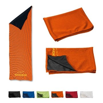 50/50 Nylon/Polyester Cooling Towel
