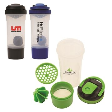 Lava 24 oz Fitness Shaker Cup