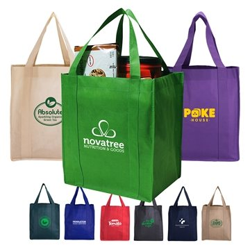 North Park - Non-Woven Shopping Tote Bag