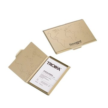 Troika Business Card Case