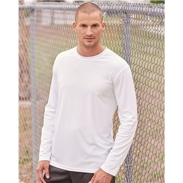 Champion - Double Dry Performance Long Sleeve T-Shirt