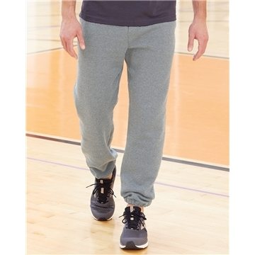 Russell Athletic - Dri Power® Closed Bottom Sweatpants with Pockets