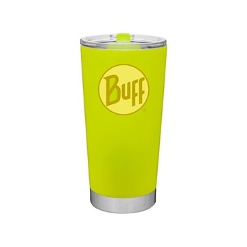 20 oz Frost Stainless Steel Tumbler - Neon Yellow