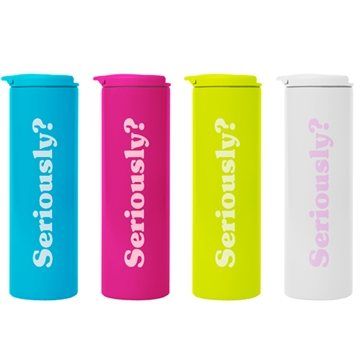 Stainless Steel Colored Tumbler - Up Your Standard