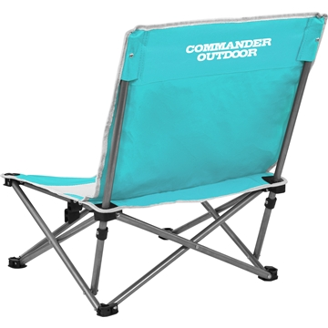 27'' High Folding Mesh Beach Chair