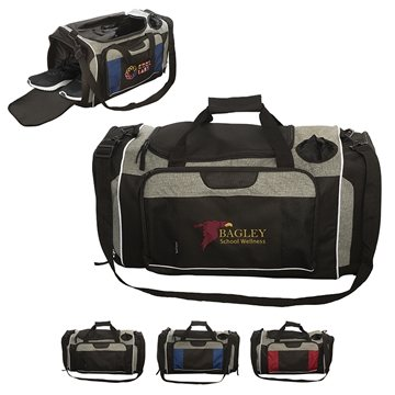 Porter Hydrate and Fitness Duffel Bag