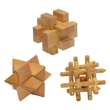 Fun On The Go Games -3-D Puzzles
