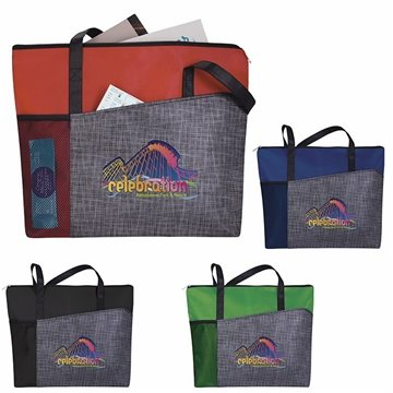 Select Pattern Non-Woven Tote