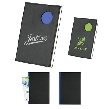 Soft Color Pop Notebook