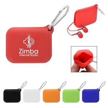 Carabiner Squeeze Tech Pouch